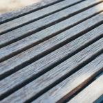 Bardages en bois grisés