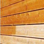 Saturateur bardage bois