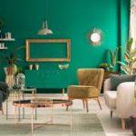 A-S Peinture tendance déco vert