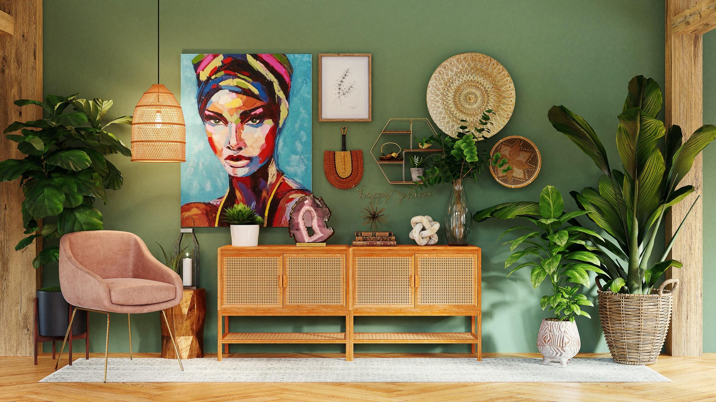 Architecte et décorateur peinture