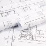 Plans d'architecte et décorateur